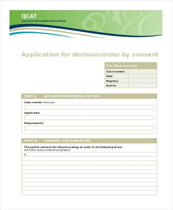 44+ Consent Form Samples- Free Sample, Example Format Download - vaccine order form