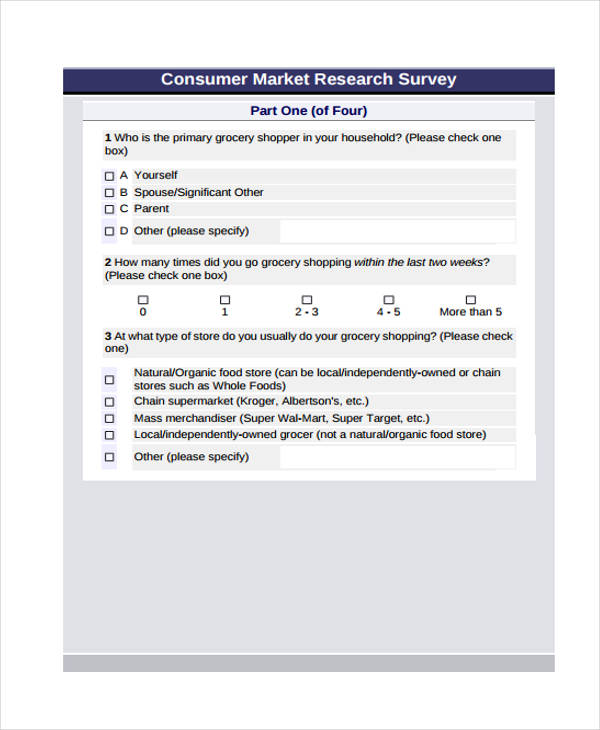 Survey Consent Forms - background check consent forms