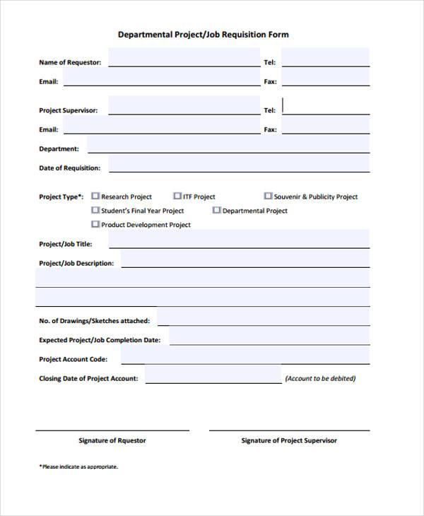 Employee requisition form ophion employee requisition form sample job altavistaventures Images