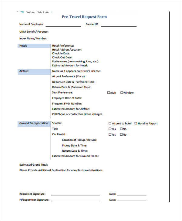 ... Sample Requisition Forms   Material Request Form ...