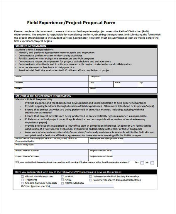 Real Estate Proposal Template Here Is Preview Of Another Sample
