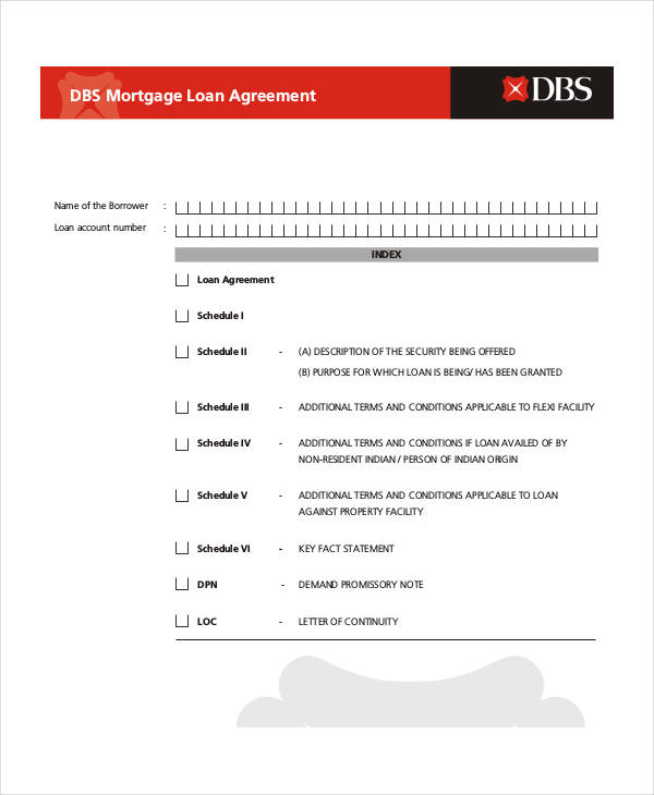 35+ Loan Agreement Forms in PDF - person to person loan contract