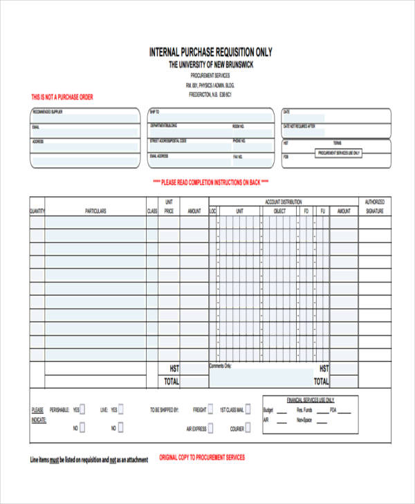 Requisition Form In Pdf Test Requisition Form u2013 International - requisition form example