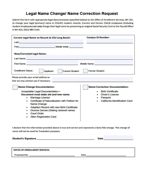 name change form   efficiencyexperts.us