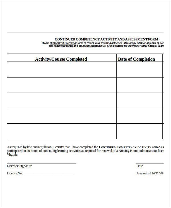 Nursing Assessment Form - Design Templates - nursing assessment template