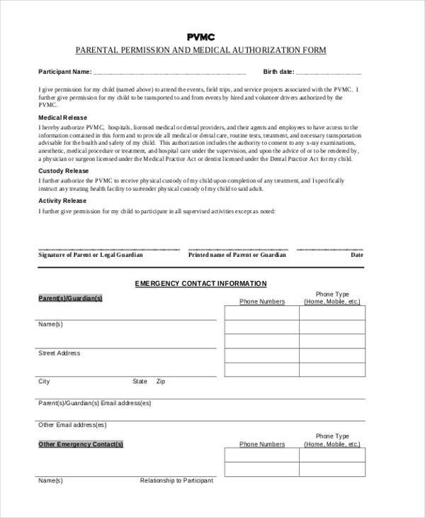 child travel consent form create a letter of consent sample – Parents Consent Letter for Work