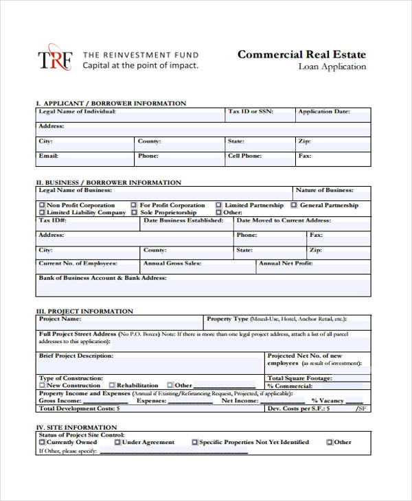 Commercial Loan Agreement Template free personal loan agreement - loan form template