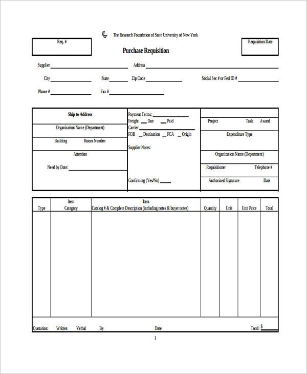 Requisition Form In Pdf Supplier Corrective Action Request (Scar - sample requisition form