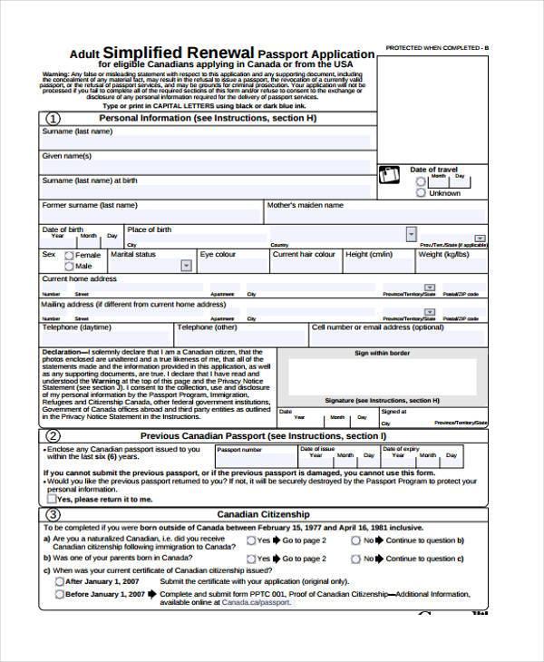 canadian passport renewal - 28 images - photo store passport - passport renewal application form