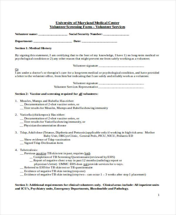 tb clearance form - Hunthankk