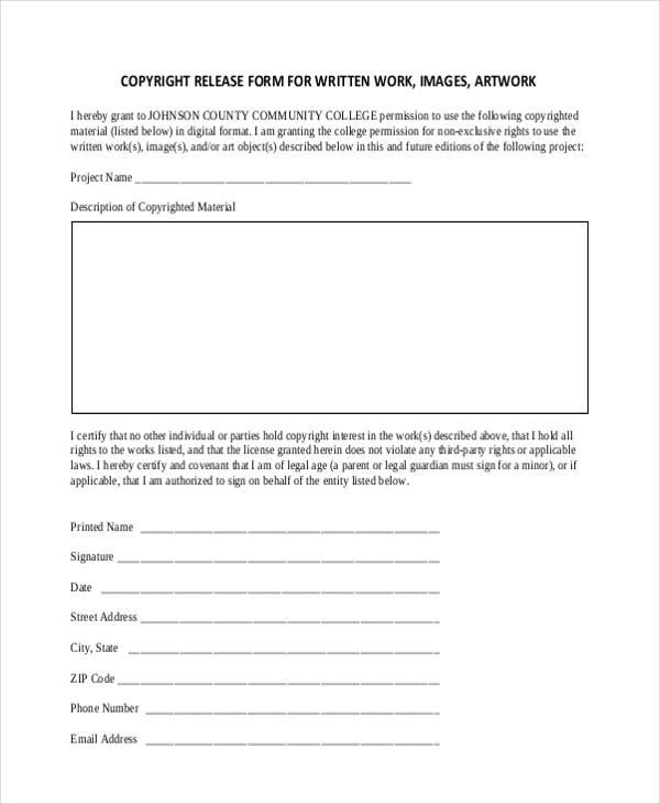 Work Release Forms Lovinglyy efficiencyexperts - work release form
