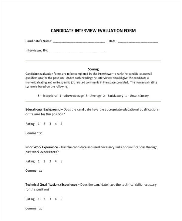 Manager Feedback Form - 7+ Free Documents in Word, PDF - sample manager evaluation