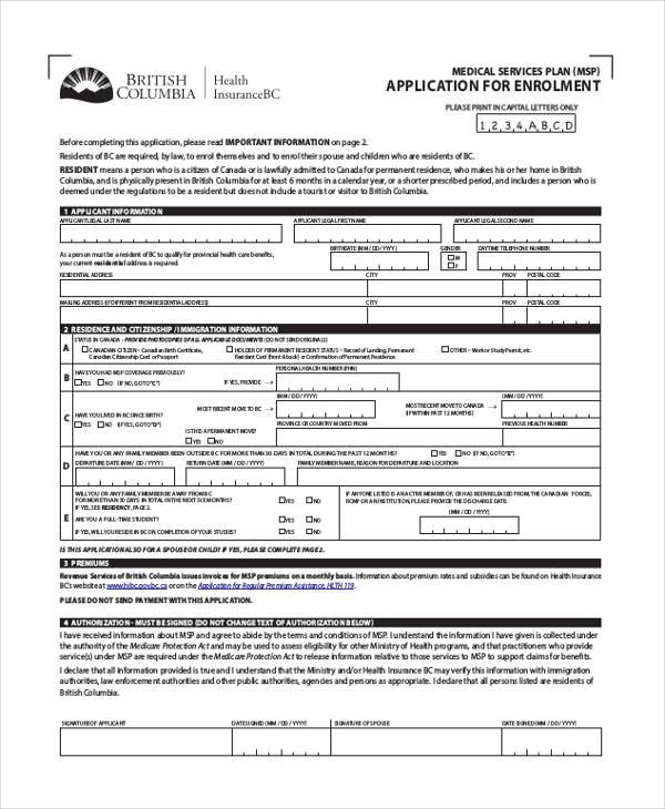 Medicare Application Form Shared Savings Program Shared Savings - sample medicare application form