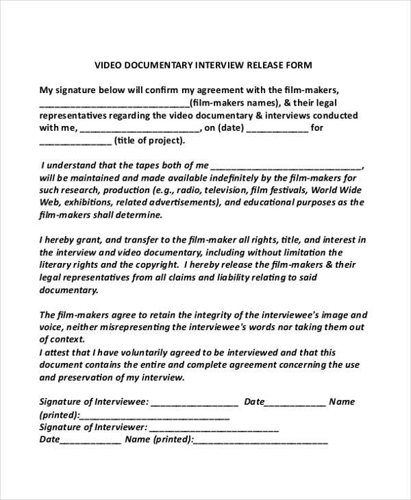 video release form | node2003-cvresume.paasprovider.com