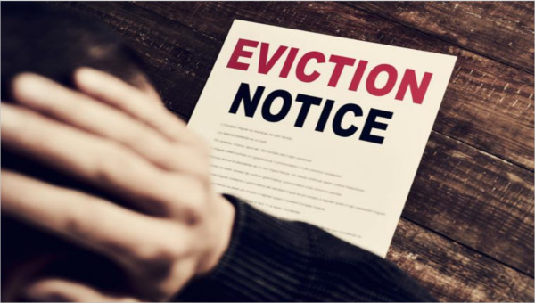 8 Eviction Notice Forms - Free Sample, Example, Format Download