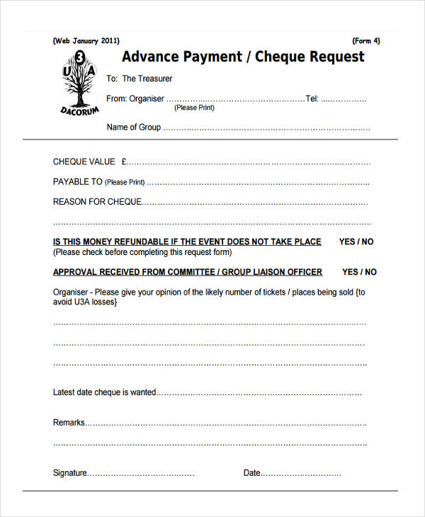 10+ Payment Request Form Sample - Free Sample, Example Format Download