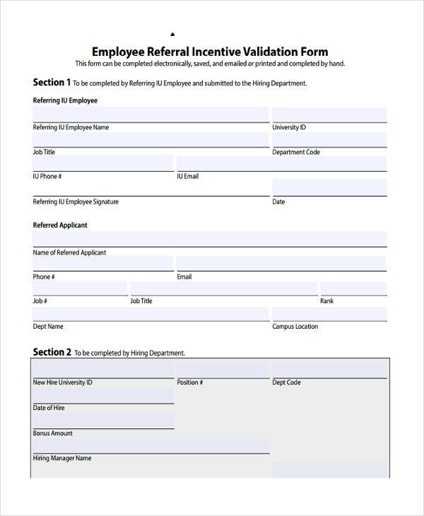 confirmation form for employee - Solidgraphikworks