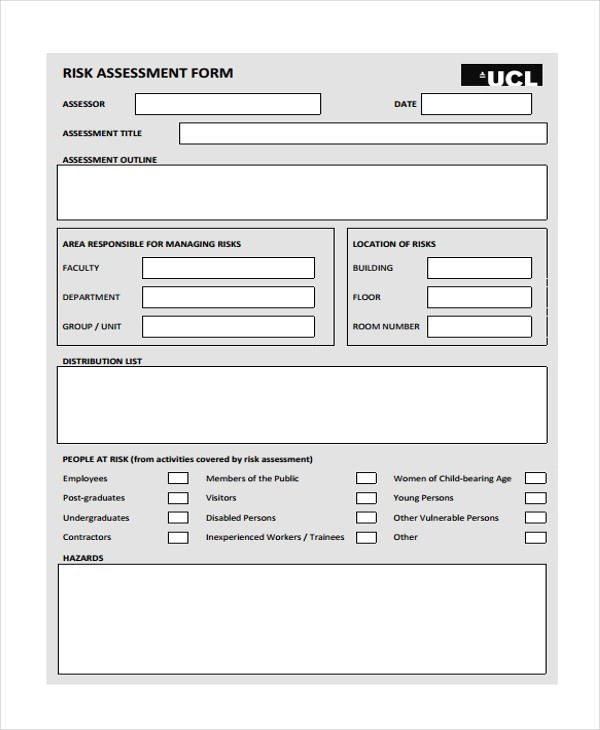 6+ IT Assessment Forms - Free Sample, Example Format Download