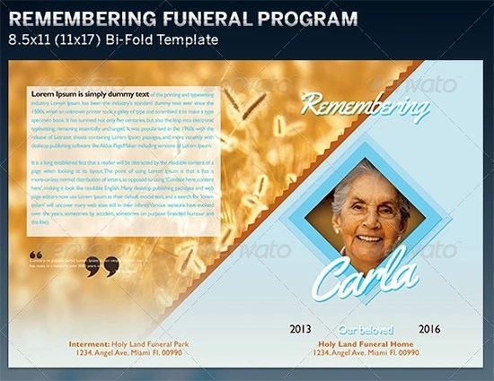 33+ Sample Funeral Programs Templates Sample Templates - download funeral program templates