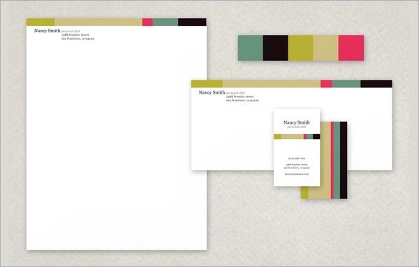 Sample Stationery Templates for Designers - 16+ Download Documents