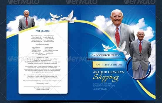 33+ Sample Funeral Programs Templates Sample Templates - free funeral program templates download
