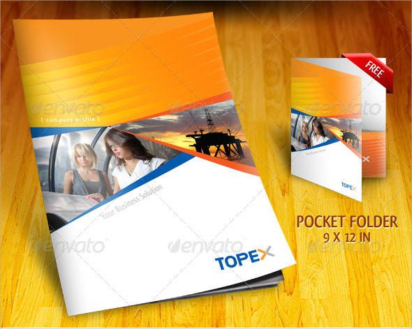 18+ Best Company Brochure Templates Sample Templates - Company Brochure Templates