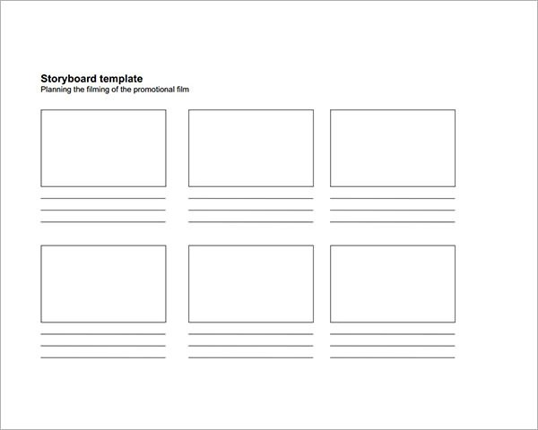 35+ Free Storyboard Samples - PDF, DOC