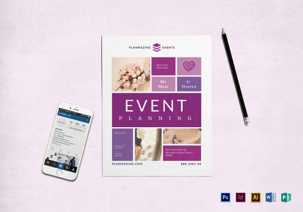 29 Best Event Flyer Templates to Download Sample Templates - flyer layout templates