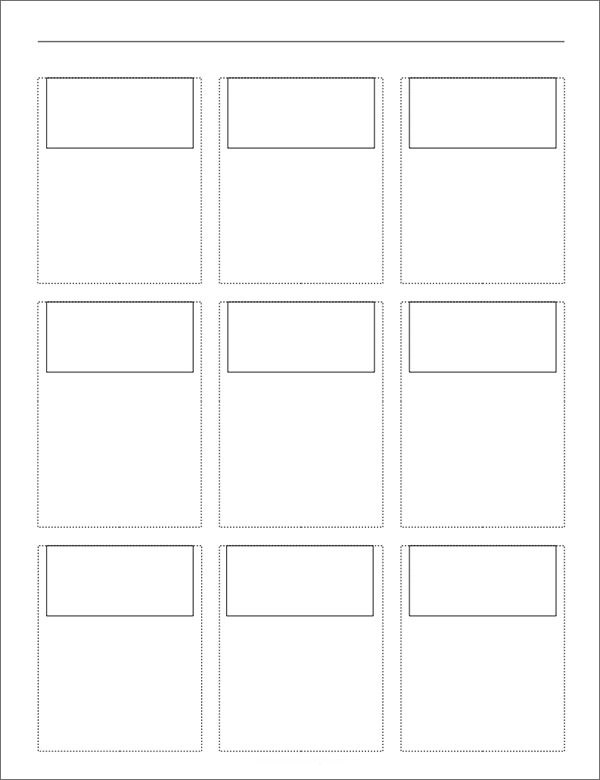 33+ Free Storyboard Samples \u2013 PDF, DOC Sample Templates - storyboard template pdf