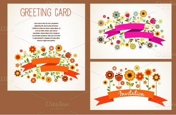 20 Beautiful Printable Greeting Card Templates Sample Templates