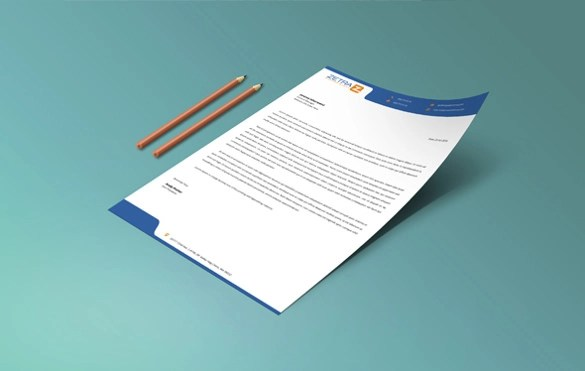 Top 21 Business Letterhead Templates Sample Templates - Free Business Letterhead Template