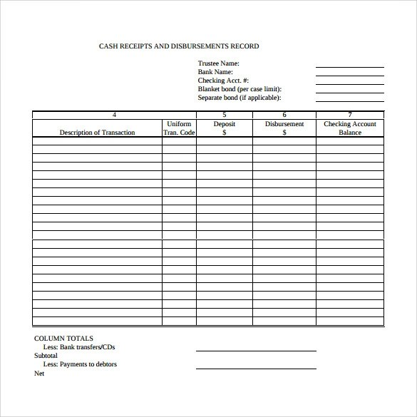 Sample Cash Receipt Template - 29+ Free Documents in PDF, Word - money transfer receipt template