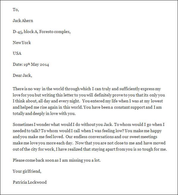 love letters him - Delliberiberi - how to write romantic letters