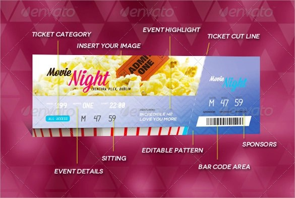 movie ticket template free download node2002-cvresumepaasprovider