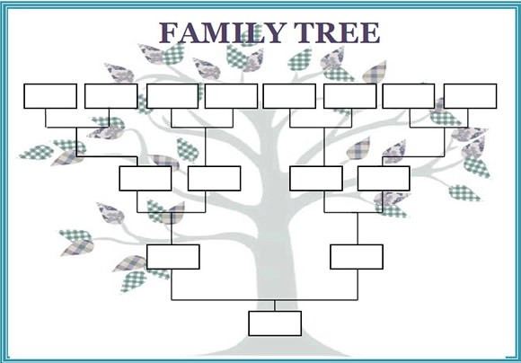 50+ Family Tree Templates Sample Templates - family tree example
