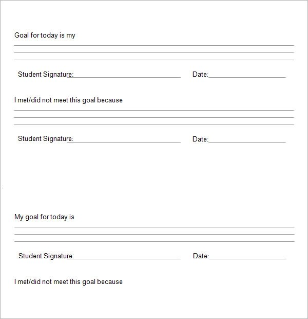 20+ Sample Contract Templates Sample Templates - Student Contract Templates