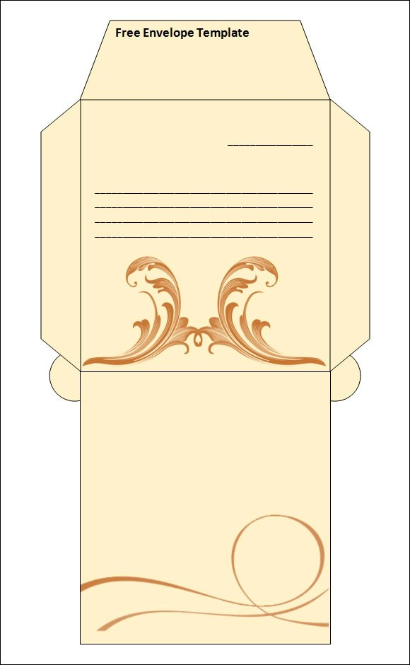 sle small envelope template - Teacheng - Small Envelope Template