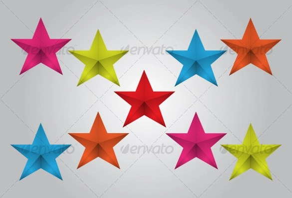 19+ Best Printable Star Templates Sample Templates - star template