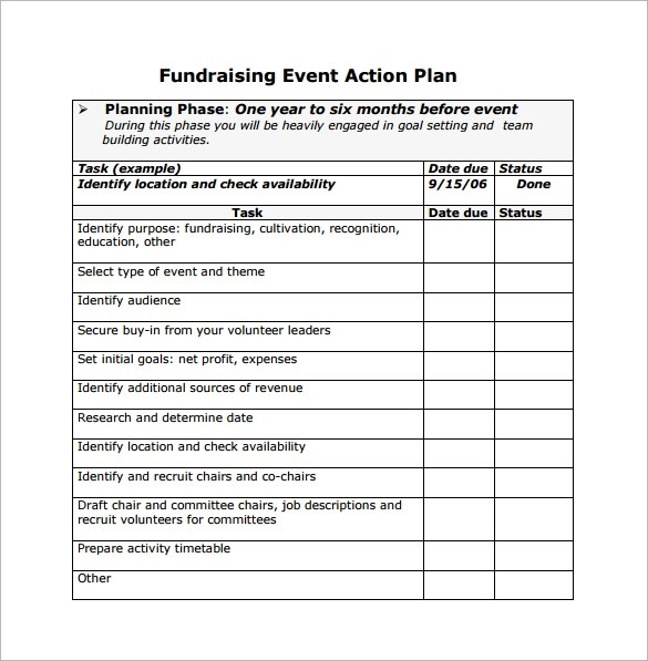 event planning template doc - Ozilalmanoof - Event Plan Template