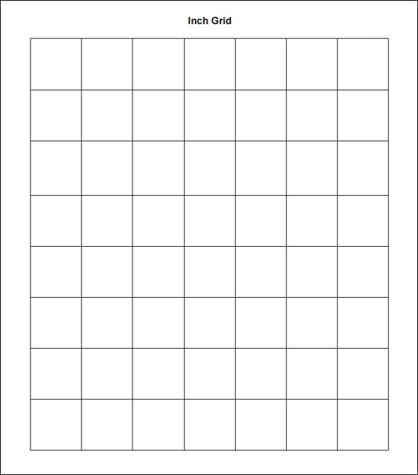 10+ 1 Inch Graph Papers Sample Templates
