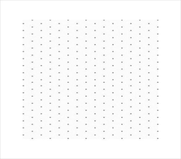 orthographic graph paper pdf