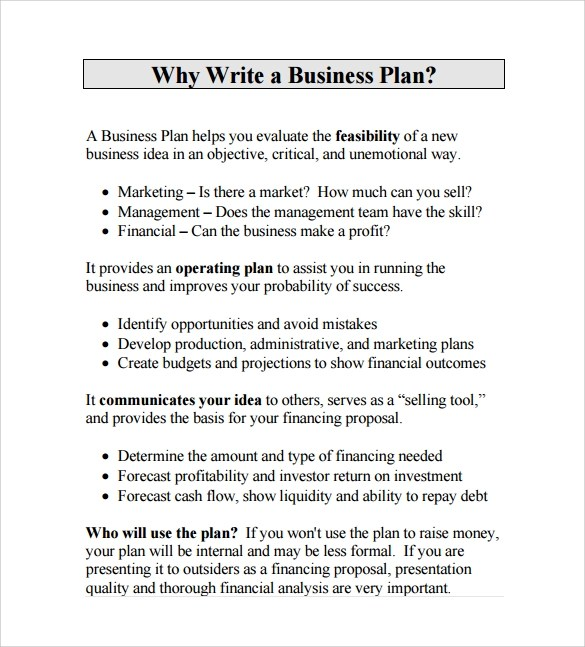 25+ Free Business Proposal Templates Sample Templates
