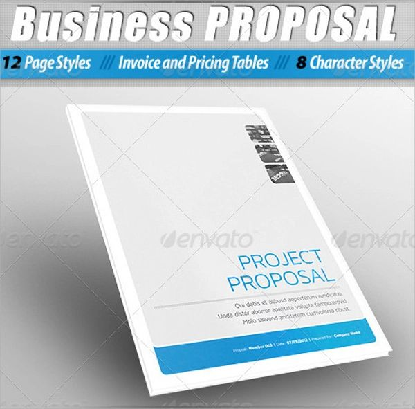 it proposal template free