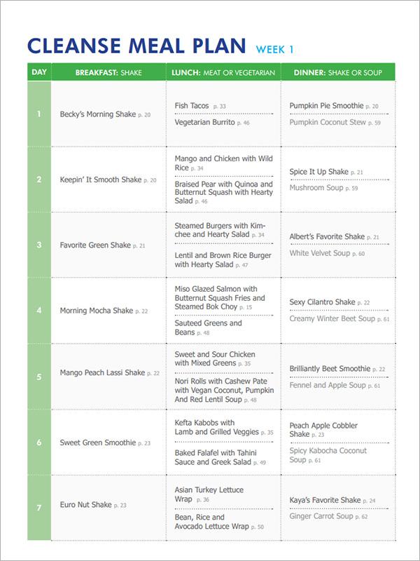 Sample Diet Menu Template - 13+ Free Documents in PDF - sample menu template