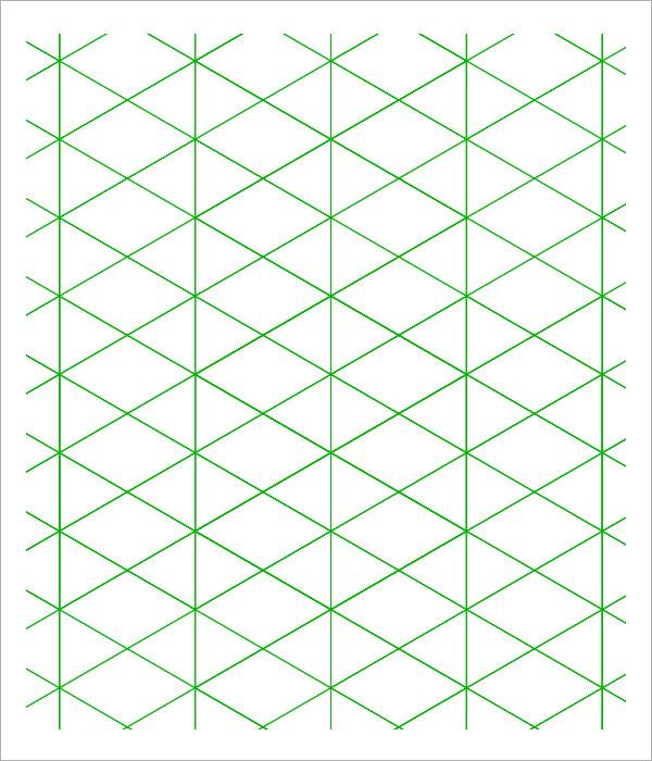 Doc#600729 3d Graph Paper u2013 Sample 3D Graph Paper Template 8 - sample graph paper