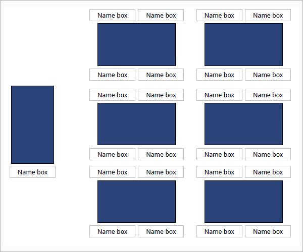 classroom seating plan template free - Josemulinohouse - printable classroom seating chart