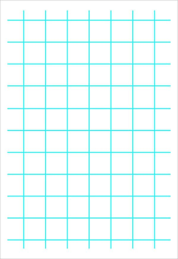 template graph paper