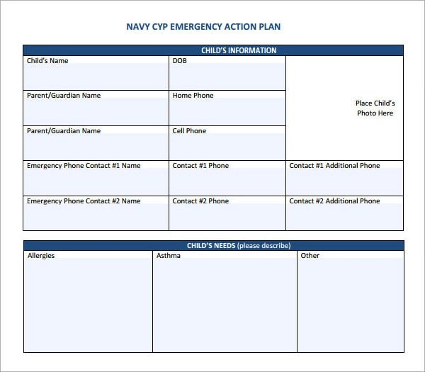 business action plan template - action plan work sheet