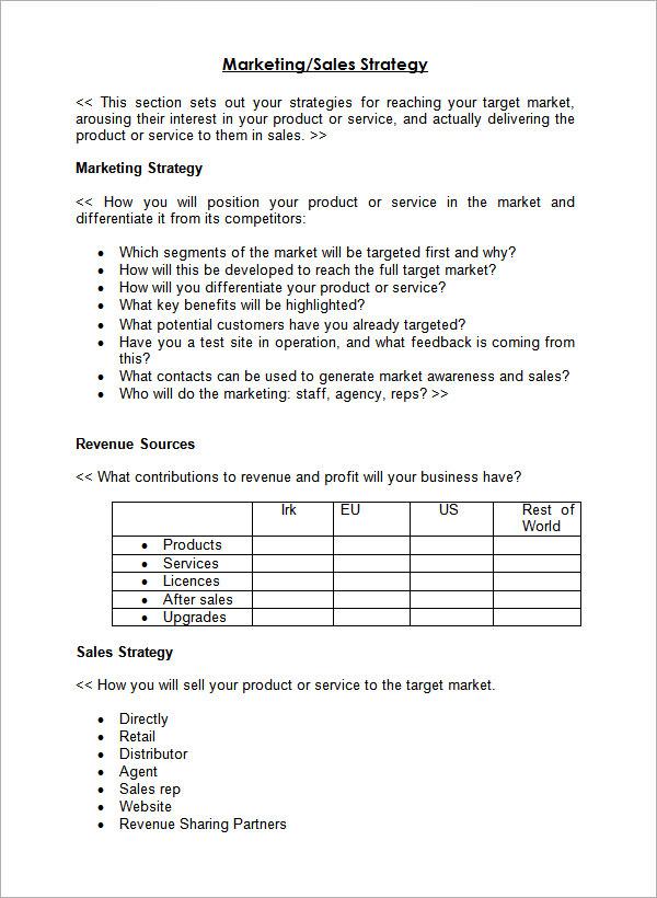 sales territory plan