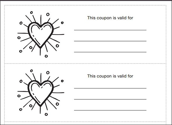 Sample Coupon Template - 43+ Documents in PSD, Vector, Illustration, PDF - printable coupon templates free